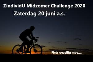 Activiteit: Midzomer Challenge ZindividU 2020
