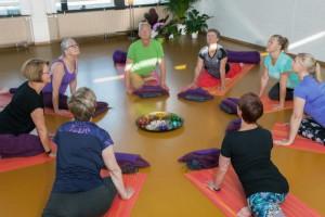 Activiteit: Life-force, een informatieve yoga workshop omtrent Kanker en Mindfulness