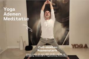 Activiteit: Online workshop Yoga - Ademen - Meditatie